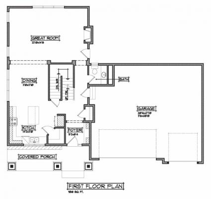 Beaumont First Floor