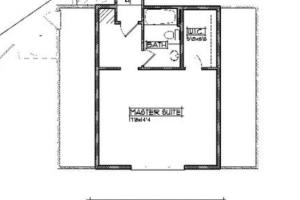 Birch Bonus Room Option