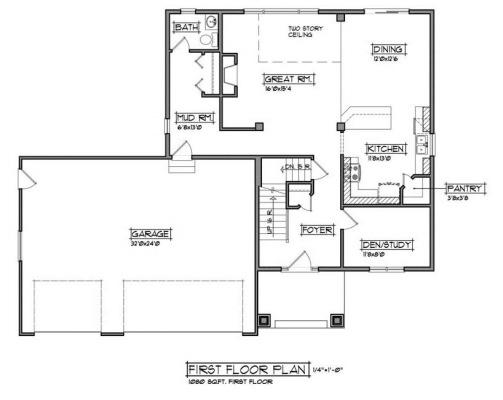 Brookside First Floor