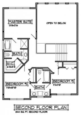 Caribou Second Floor