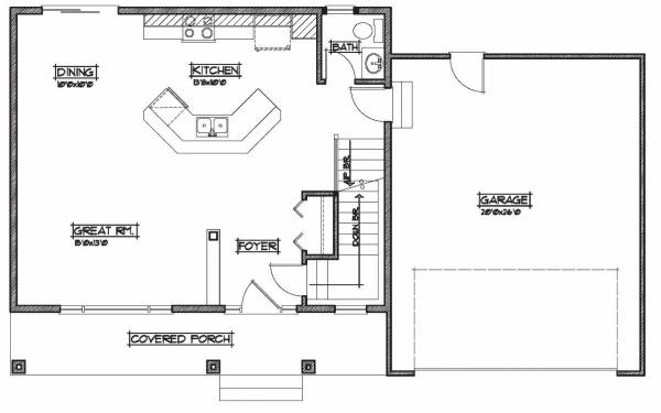 Delrose Main Floor