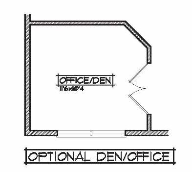 Ellinwood Optional Office-Den