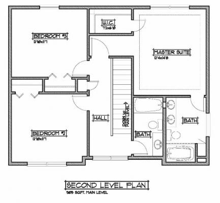 Ellinwood Second Floor