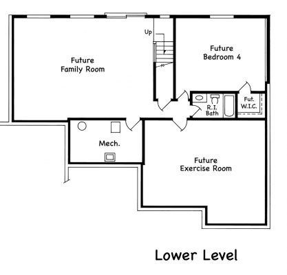 georgetown lower level