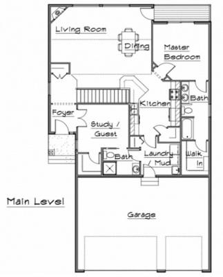 Millbrook Main Level