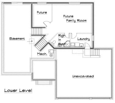 Westcliffe Lower Level