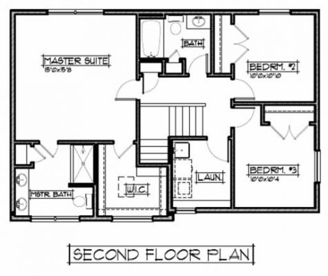 Woodhaven Second Floor